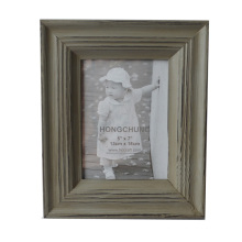 Wooden Photo Frame Corner Decoration